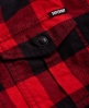 Superdry Rookie Plaid Shirt Red