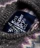 Superdry Fairisle Snowflake Jumper Grey