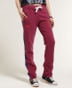 Superdry Slim Hockey Joggers Pink