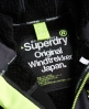 Superdry Cazadora con capucha Winter Windtreker Gris
