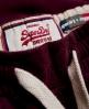 Superdry Applique Fives Jogginghose  Rot