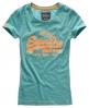 Superdry Vintage T-shirt Green