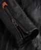 Superdry Ryan Biker Jacket Black
