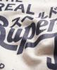 Superdry Keep It Field Crew Beige