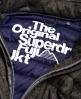 Superdry Cazadora con capucha y cremallera triple Fuji  Verde