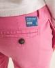 Superdry Commodity Capri Pant Pink