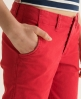 Superdry Tomboy Chino Shorts Red