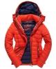 Superdry Fuji Double Zip Jacket Red