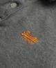 Superdry Pique Polo shirt Grey