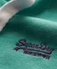 Superdry Orange Label Hoodie Green