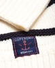 Superdry Pull ample à rayures en maille Marine  Bleu