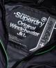 Superdry Cazadora cortaviento Black Edition Negro