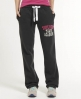 Superdry Hockey Jogger Black