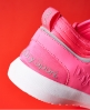 Superdry Baskets Super Mesh Runner Rose