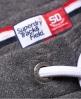 Superdry Trackster Jogginghose ohne Knöchelbündchen Grey
