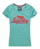 Superdry Icarus T-shirt Green