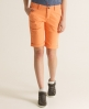 Superdry Tomboy Chino Shorts Orange