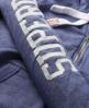 Superdry 1st Div Trackster Hoodie Blue