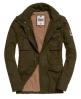 Superdry Rookie Heavy Weather Field Jacket Green