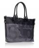 Superdry Mini Whopper Shopper Bag Dark Grey