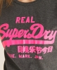 Superdry Vintage T-shirt Dark Grey