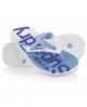 Superdry Fade Flip Flop Blue
