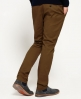 Superdry Pantaloni slim fit in cotone City Marrone