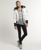 Superdry Everest Bomber White