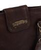 Superdry Tablet Holder Brown
