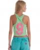 Superdry Cheerleader Vest Green