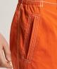Superdry Premium Deck Shorts Orange