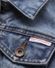 Superdry Premium Denim Jacket Blue