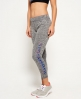 Superdry Core Gym Leggings Grey