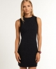 Superdry Warrior Bodycon Dress Black