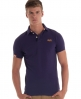 Superdry Classic Pique Polo Purple