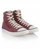Superdry Trophy Series High Top Red