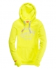 Superdry Ticket Type Hoodie Yellow