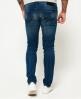 Superdry Skinny jeans Blå