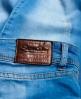 Superdry Sophia High Waist Super Skinny Jeans Blau