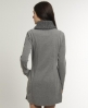 Superdry Hepburn Collar Dress Grey