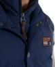 Superdry Polar Camping Gilet Navy
