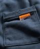 Superdry Orange Label Slim Jogger Blue