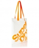 Superdry Calico Tote Bag Orange