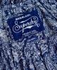 Superdry Folk Dream Bluse Blau