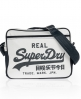 Superdry Alumni Bag White