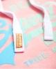 Superdry Vintage Logo Fade Hoodie Pink