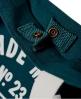 Superdry極度乾燥 Athletic League 帆布托特包 綠色