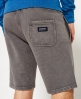 Superdry Heritage Wash Shorts Light Grey