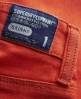 Superdry Ankle Grazer Jeans Red
