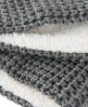 Superdry Herders Snood Grey